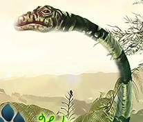 Dinosaurier Hexajong